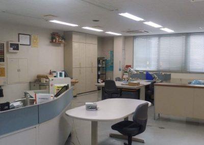 仙台西物流センター - 内部